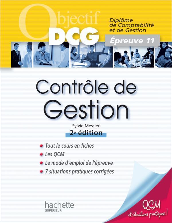 Controle De Gestion (Edition 2011/2012)