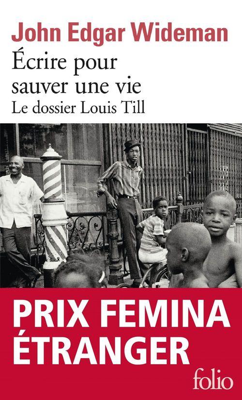 écrire pour sauver une vie ; le dossier Louis Till