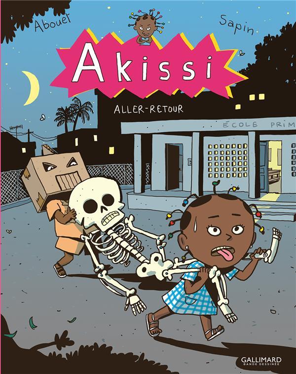 Akissi T.9 ; aller-retour