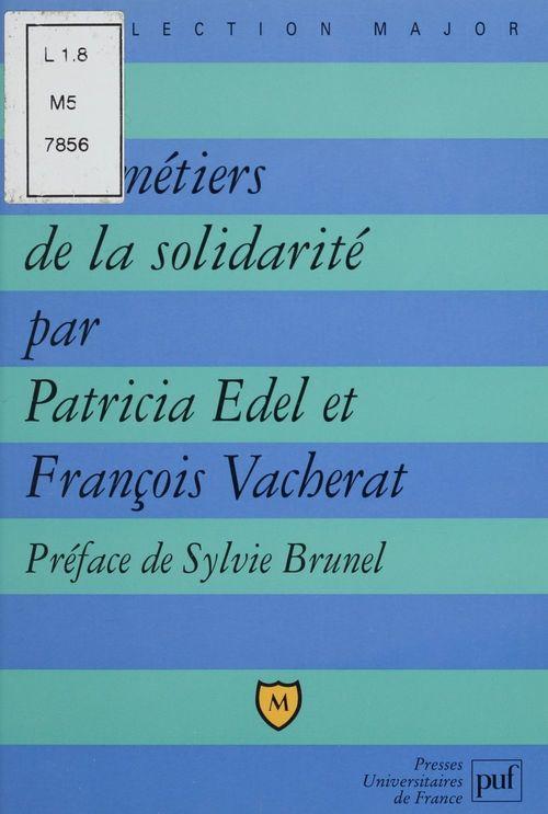 Les Métiers de la solidarité
