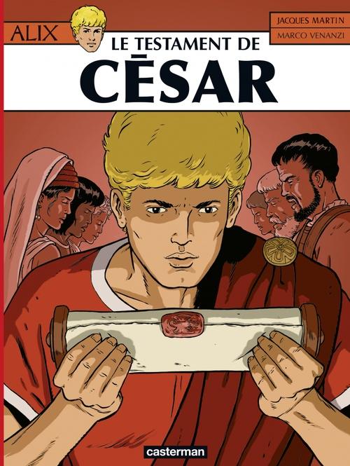 Alix (Tome 29) - Le Testament de César