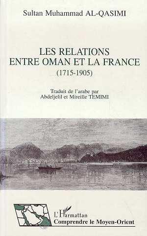 Les relations entre Oman et la France (1715-1905)