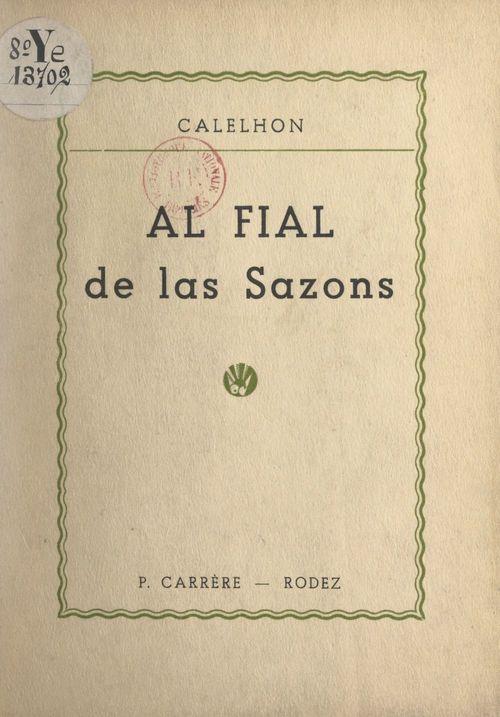 Al Fial de las Sazons