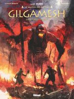 Vente Livre Numérique : Gilgamesh - Tome 02  - Clotilde Bruneau - Pierre Taranzano - Luc Ferry - Didier Poli
