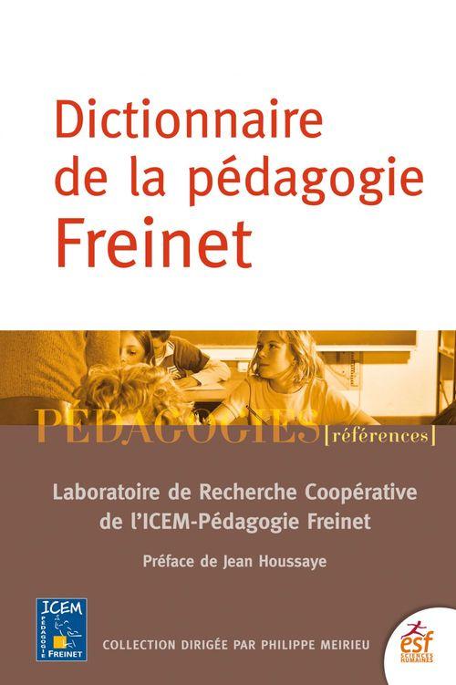 Dictionnaire pratique de la pédagogie Freinet