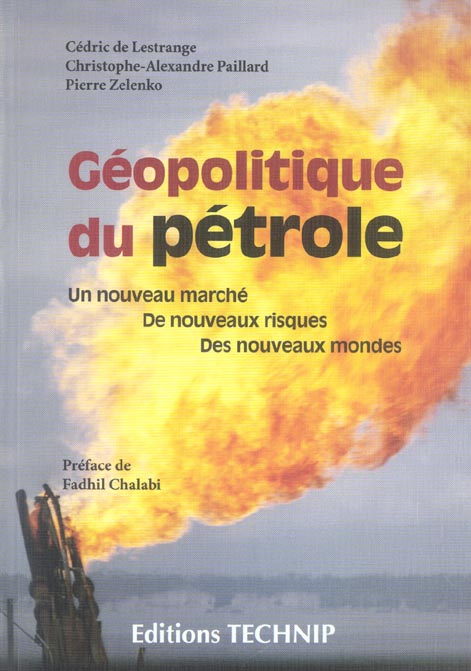 Geopolitique du petrole