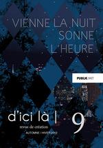 Vente EBooks : D'ici là, n°9  - Pierre MENARD