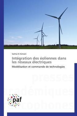 Intégration des éoliennes dans les réseaux électriques