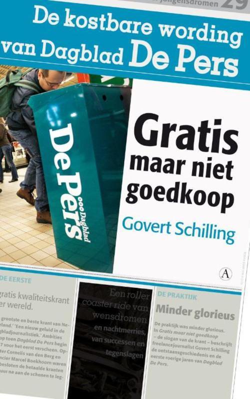 Gratis maar niet goedkoop - Govert Schilling - ebook