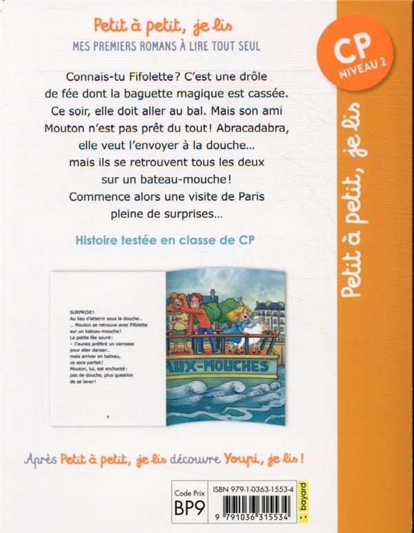 La fée Fifolette visite Paris