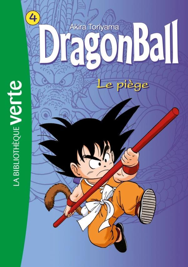 Dragon Ball  T.4 ; le piège