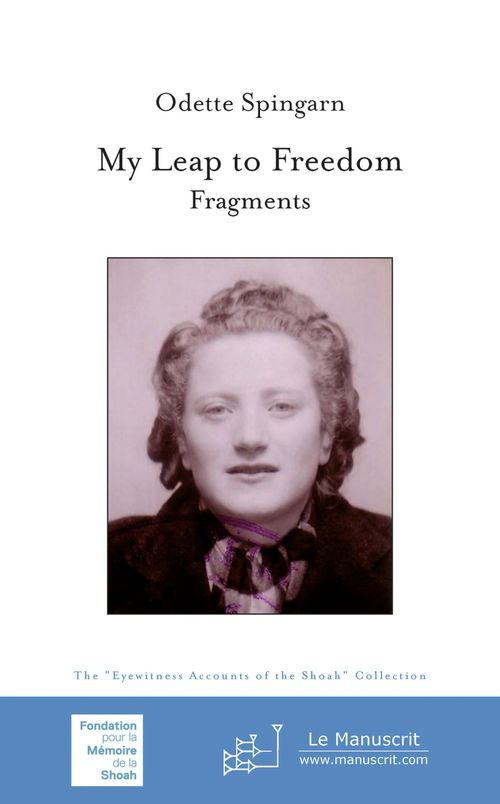 My leap to freedom ; fragments