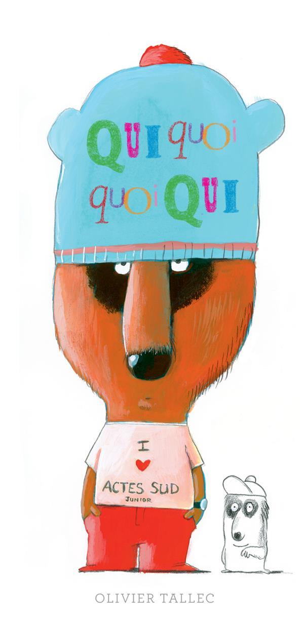 Quiquoiquoiqui ?