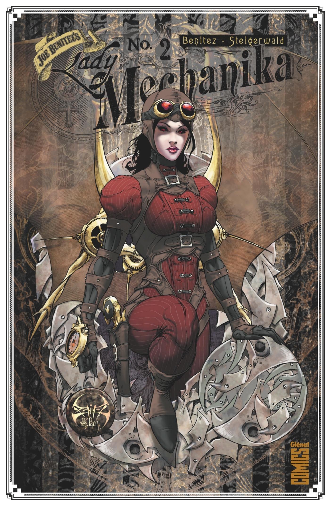 Lady Mechanika T.2 ; révélations