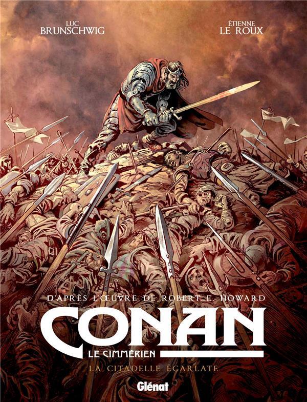Conan le Cimmérien ; la citadelle écarlate