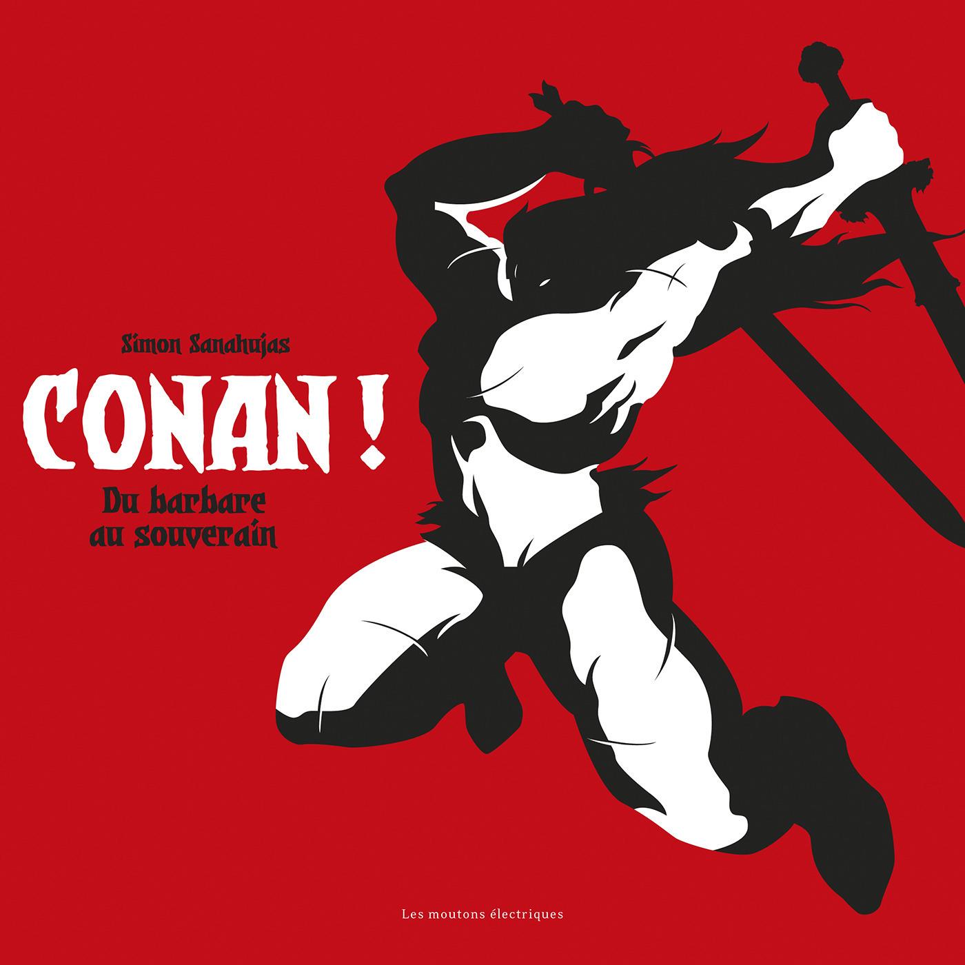 Conan ; de barbare à souverain