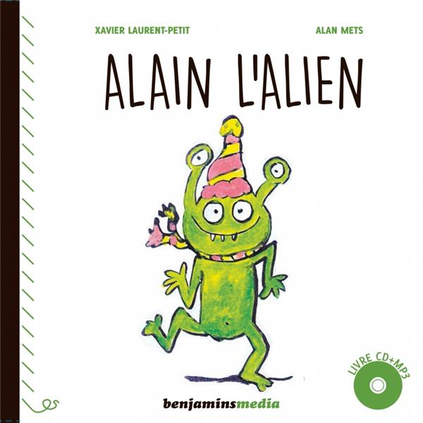 Alain l'alien