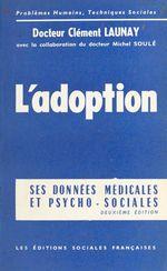 Vente EBooks : L'adoption  - Michel SOULE - Clément Launay