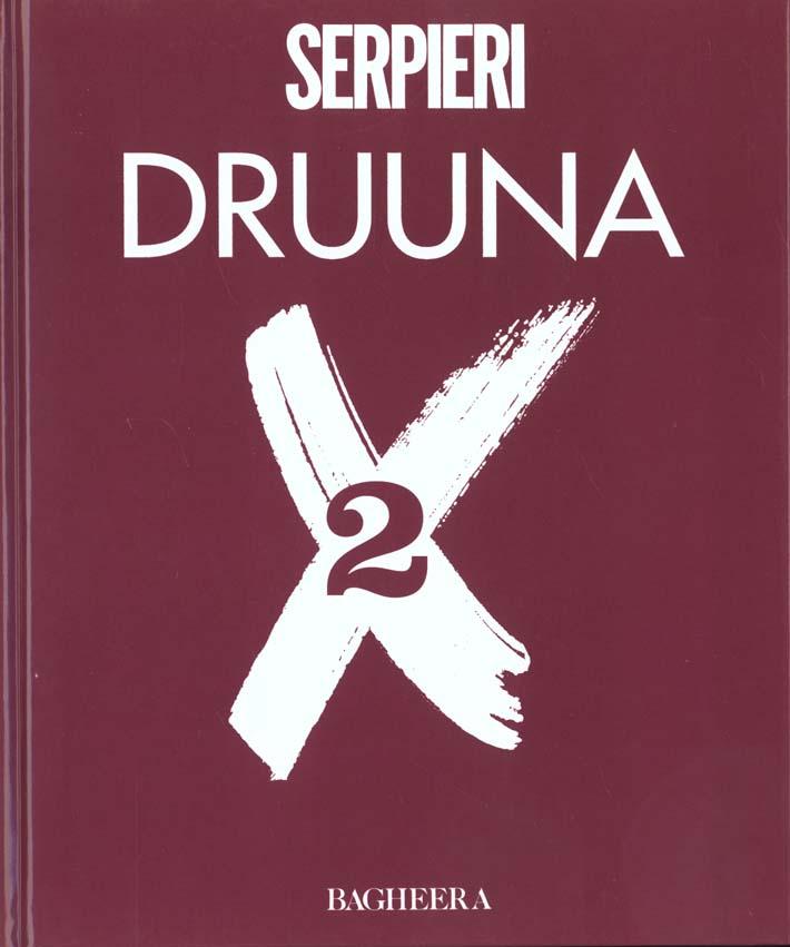 Druuna HORS-SERIE ; X2