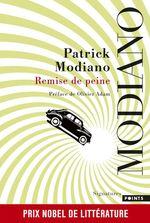 Vente Livre Numérique : Remise de peine  - Patrick Modiano
