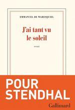 Vente EBooks : J'ai tant vu le soleil  - Emmanuel de Waresquiel