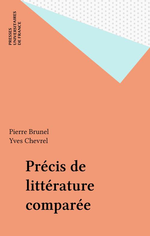 Précis de littérature comparée