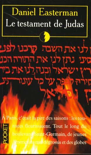 Le testament de judas