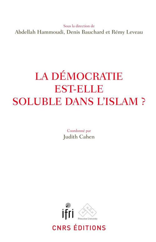 La démocratie est-elle soluble dans l'islam