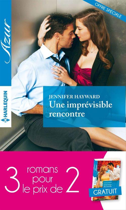 Vente EBooks : 3 romans Azur pour le prix de 2  - Penny Jordan  - Annie West  - Jennifer Hayward