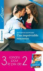 Vente Livre Numérique : 3 romans Azur pour le prix de 2  - Penny Jordan - Annie West - Jennifer Hayward