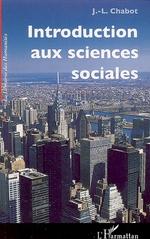 Vente Livre Numérique : Introduction aux sciences sociales  - Jean-Luc CHABOT