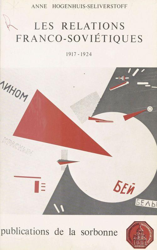 Relations franco-sovietiques (1917-1924)