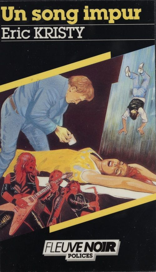 Spécial-police : Un song impur  - Éric Kristy