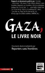 Couverture de Gaza, le livre noir