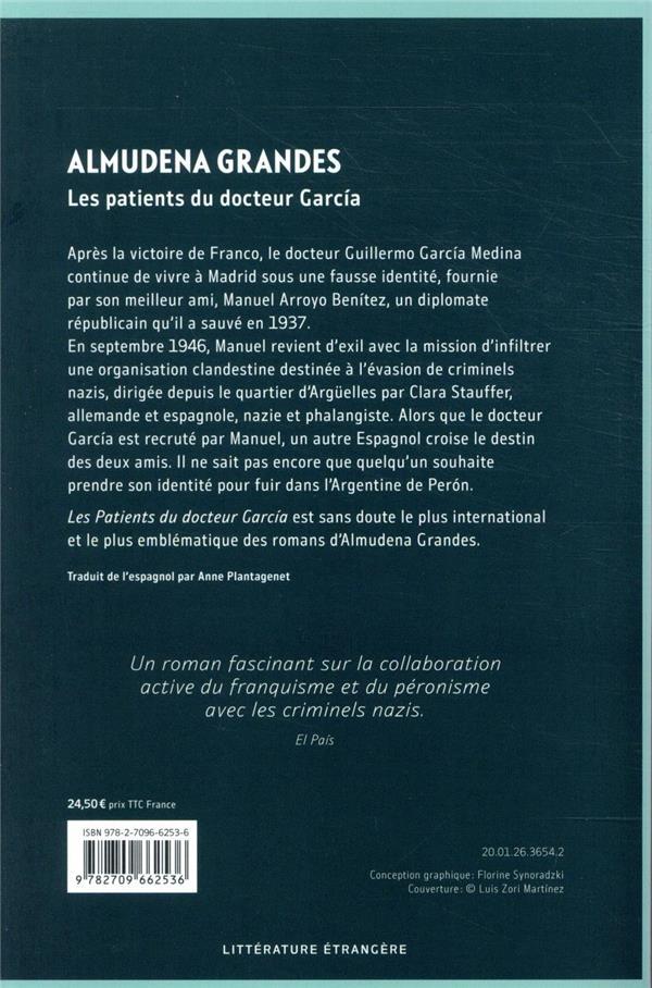 Les patients du docteur García