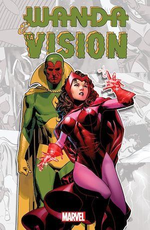 Marvel-verse ; wanda vision