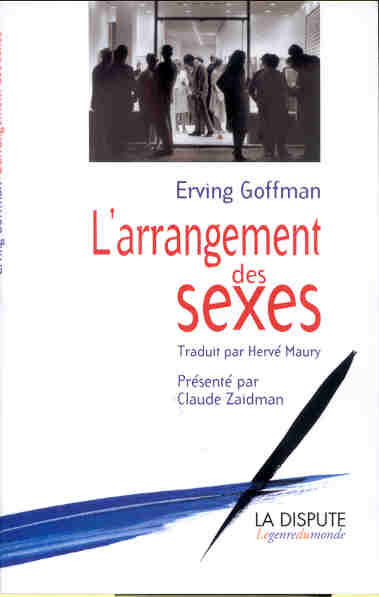 L'arrangement des sexes