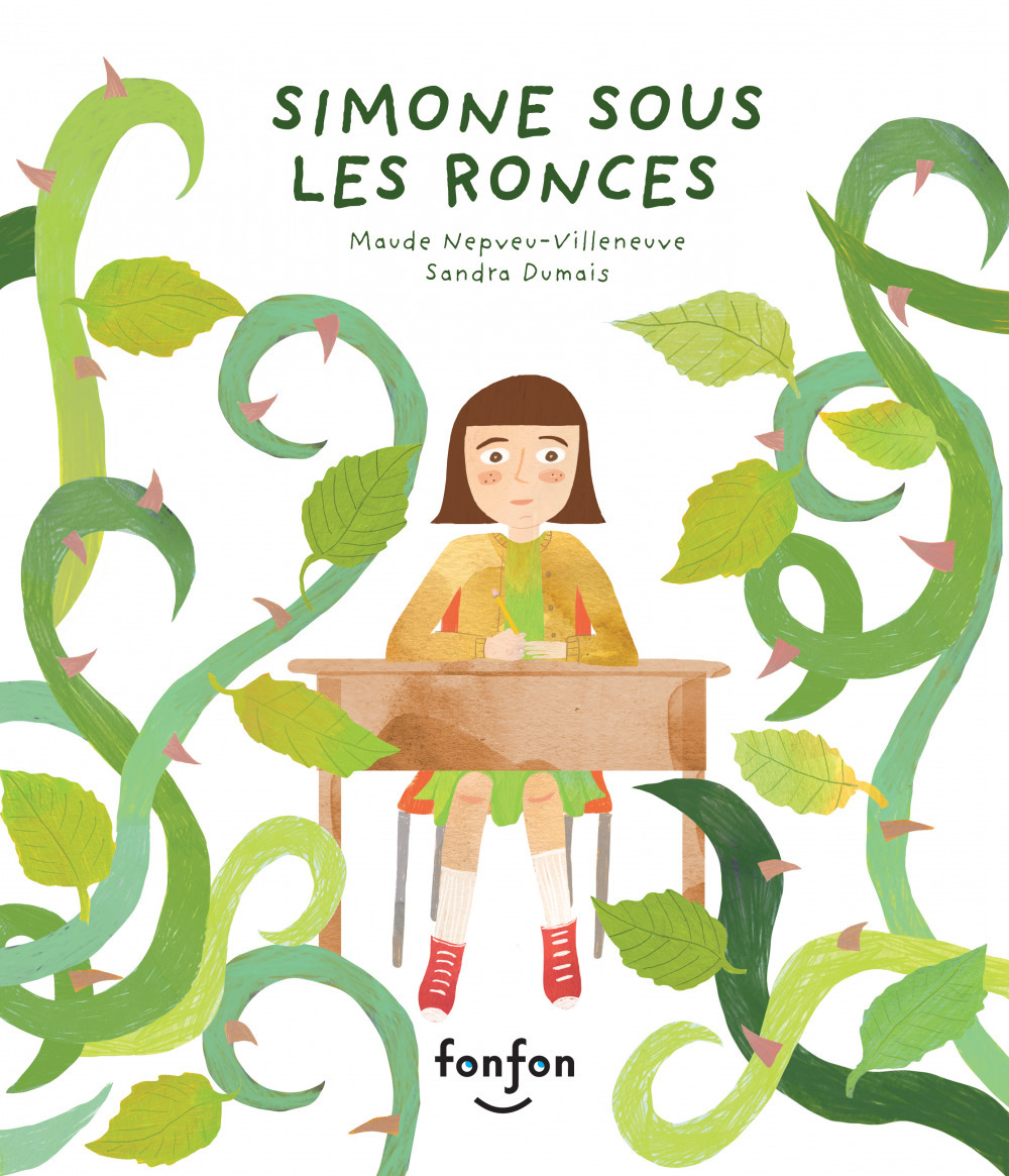 Vente AudioBook : Simone sous les ronces  - Maude Nepveu-Villeneuve