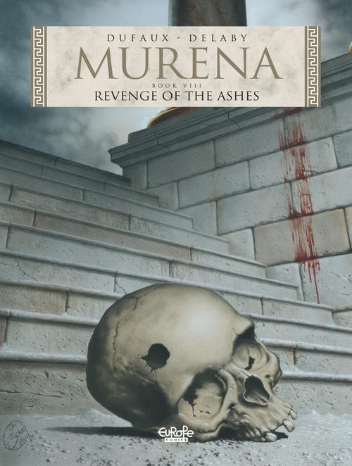 Murena 8. Revenge of the Ashes