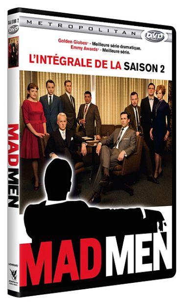 Mad Men - L'intégrale de la Saison 2