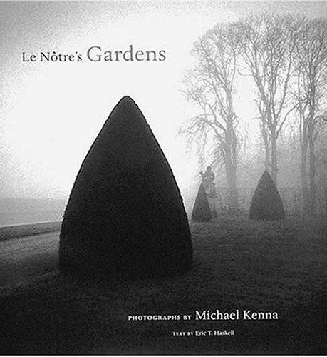 Michael kenna le notre's gardens /anglais
