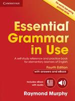 Essential grammar in use fourth edition book with answers and interactive ebook