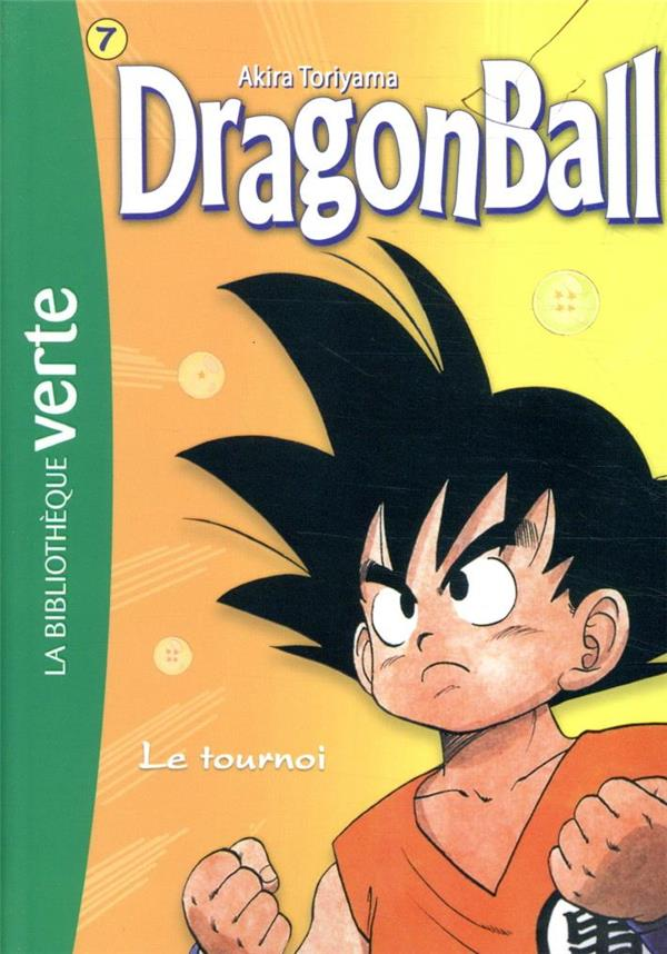 Dragon Ball  T.7 ; Le Tournoi
