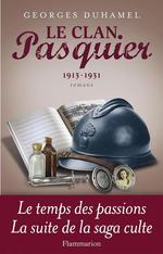 Vente Livre Numérique : Le Clan Pasquier, 1913-1931  - Georges Duhamel
