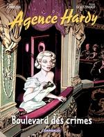 Vente Livre Numérique : Agence Hardy - tome 6 - Au théâtre...  - Pierre Christin