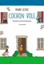 Vente Livre Numérique : Cochon vole  - Erwan Seznec