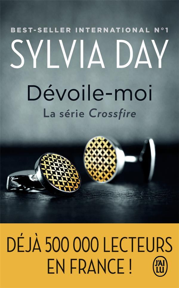 Day Sylvia - CROSSFIRE T.1  -  DEVOILE-MOI