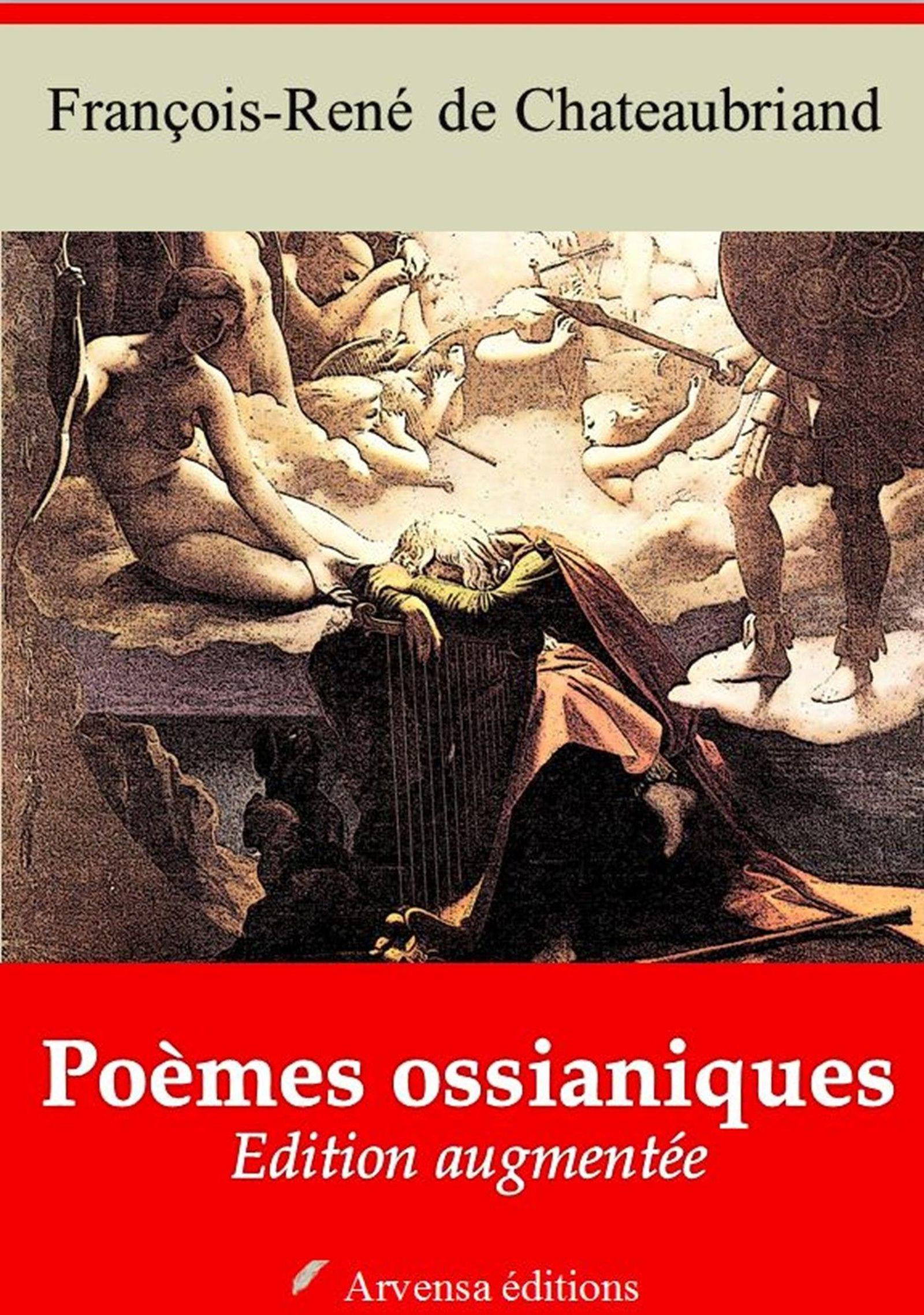 Poèmes ossianiques - suivi d'annexes