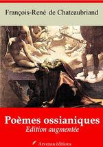 Vente Livre Numérique : Poèmes ossianiques - suivi d'annexes  - François-René de Chateaubriand