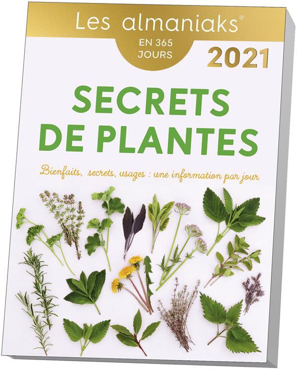 Secrets de plantes (édition 2021)